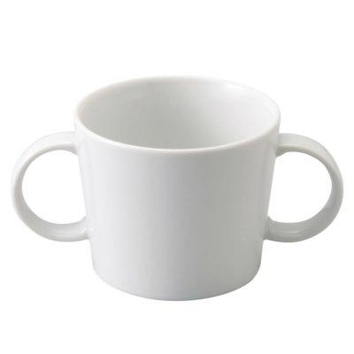 자기 양손 머그컵