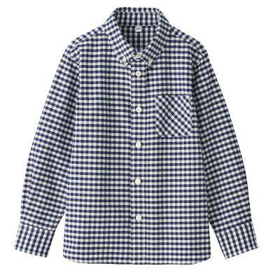 인도면 · 옥스포드 셔츠 · 키즈