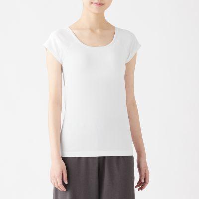 컵인 프렌치슬리브 티셔츠
