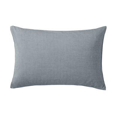 베개 커버 · 50×70 · 네이비 · 워싱면