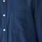 추가이미지4(인도 면 이중가제 인디고 ·셔츠)