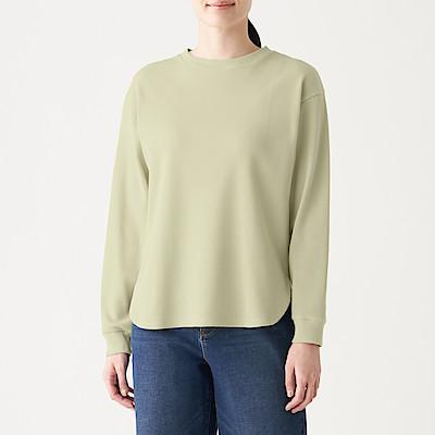 미니 와플 · 크루넥 긴소매 티셔츠