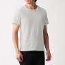슬러브 저지 · 크루넥 반소매 티셔츠 상품이미지