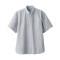 추가이미지1(면 워싱 옥스포드 · 버튼다운 반소매 셔츠)