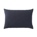 베개 커버 · 50×70 · 네이비 · 면 서커