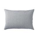 베개 커버 · 43×63 · 네이비 스트라이프 · 면 서커