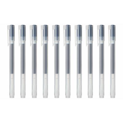 볼펜 세트·10자루입ㆍ캡식ㆍ블루블랙ㆍ0.5mm