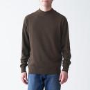 메리노 울 워셔블 · 하이넥 스웨터