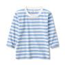 인도 면 저지 · 크루넥 긴소매 티셔츠 · 베이비 상품이미지