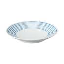하사미야키 접시ㆍ가는줄무늬ㆍ직경 15.5cm