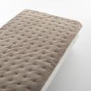 두꺼운 깔개 패드 · D · 베이지 · 따뜻한 화이버
