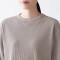 추가이미지3(인도면 혼방 와플편직 · 긴소매 티셔츠)