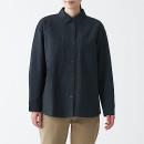 워싱 옥스포드 · 셔츠 재킷