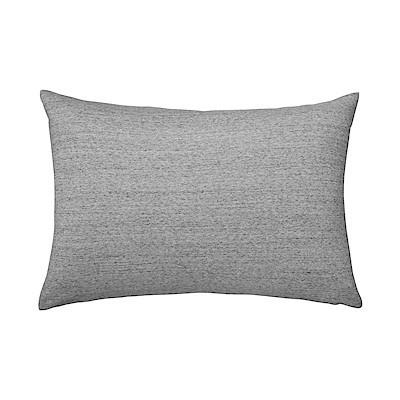 베개 커버 · 43×63 · 그레이 · 면 저지 자투리 솜