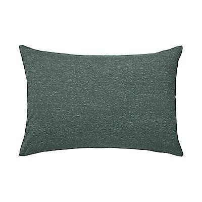 베개 커버 · 50×70 · 그린 · 면 저지 자투리 솜
