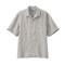 추가이미지6(프렌치 리넨 워싱 · 오픈 칼라 반소매 셔츠)