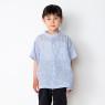 프렌치 리넨 · 반소매 셔츠 상품이미지