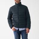 경량 포케터블 · 스탠드칼라다운 재킷